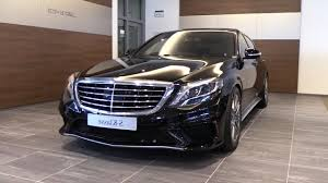 2017 Mercedes-Benz S-Class AMG S63 4MATIC Sedan | HD Car Pictures ...