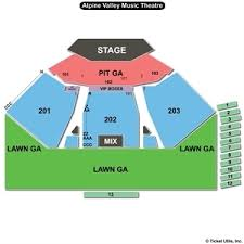 Alpine Valley Music Theatre Seating Chart Alpine Valley Seating Map Related Keywords Suggestions