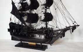 black pearl pirate of caribbean ship model 50cm