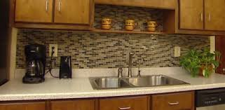 Backsplash Tile For Kitchen Kitchen Glass Mosaic Tile Backsplash Glass Kitchen Tiles For