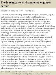 Audio Specialist Sample Resume Amazing Sample Resume For Environmental Engineer Kenicandlecomfortzone