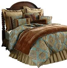 western bedding sets bedspreads and comforters comforter with faux leather set queen