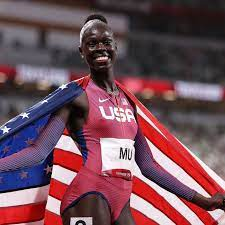 Texas A&M Aggie Athing Mu wins Olympic ...
