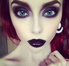 goth makeup looks photo 3