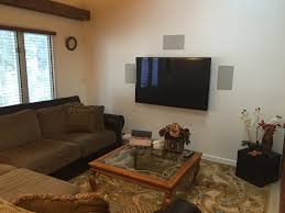 Surround Sound Living Room Design