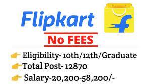 Flipkart Job Vacancy 2020 Company Job Part Time Jobs Private Company
