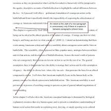 How To Format A College Paper College Essay Formatting Formatted Essay History Paper