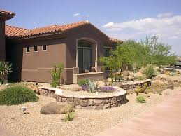Desert Backyard Designs Best Phoenix Desert Landscaping Ideas Benefits Design