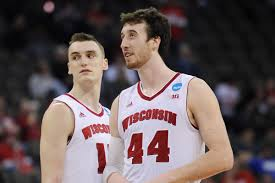The Wisconsin Badgers In Nba Draft History Bt Powerhouse