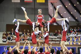 cheerleading is a sport essay immersive learning kaytee lorentzen  el cheerleading nou esport ol iacute mpic fosbury