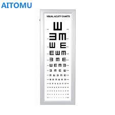 Eye Chart Machine Eye Machine Vision Chart Tester Focus Test Light Box Led Illumination Image Buy Eye Vision Chart Eye Test Light Box Machine Vision Led