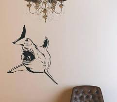 shark wall decal shark wall decal shark wall decals canada