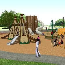 little tikes play structure kijiji playground wooden inclusive nature little tikes play structure