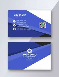 Corporate Visiting Card Design Vector Free Download Logistics Business Card Vector Material Logistics Business