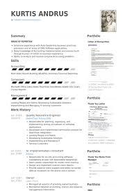 Download Sample Resume For Qa Engineer Diplomatic Regatta Qa Sample