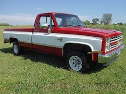 87 V10 K10 1/2 ton Long Bed LB Silverado fuel injected 4x4 1987 ...