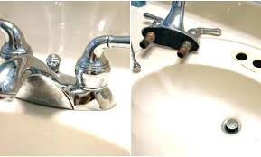 Bathroom Sink Faucet Repair Cool Changing Bathroom Faucet Washer Architecture Home Design