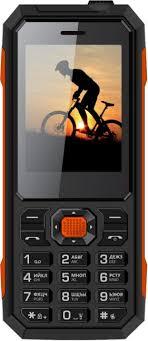 Мобильный <b>телефон Vertex K208</b> (черный)