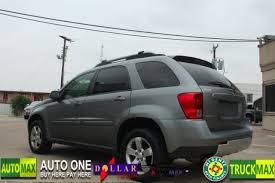 automax arlington texas 2006 pontiac torrent awd inventory automax prime auto