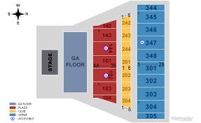 Seating Charts Alamodome