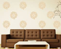 living room wall decals luxury flower wall decals patterned flower great for bedroom or living
