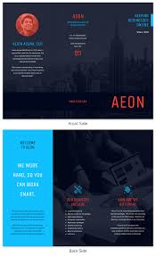 Tri Fold Brochure Online Design Marketing Brochure Design The Definitive Guide Venngage