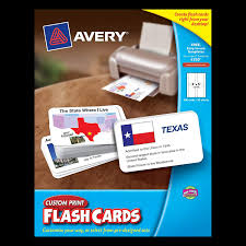 Avery Flash Cards Magdalene Project Org