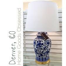 gorgeous drexel heritage blue and white lamp 9999 homegoodsobsessed drexel heritage lamps u41