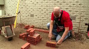d i y brick planter box d i y at bunnings