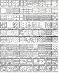 Free Autocad Hatch Patterns