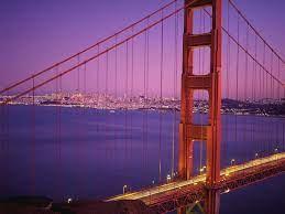 Golden Gate Bridge สะพานโกลเดนเกต in Southwest Marin, รัฐแคลิฟอร์เนีย,  สหรัฐอเมริกา