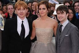 rupert grint and emma watson and daniel radcliffe then and now. Contemporary And Rupert Grint Emma Watson And Daniel Radcliffe On The Red Carpet Pic Getty For Grint And Then Now N