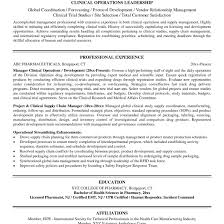 Clinical Data Management Jobs In Canada Sample Resume Sample Resume