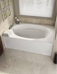 amazing of alcove whirlpool bathtub kohler k 1118 la 0 expanse 5 ft