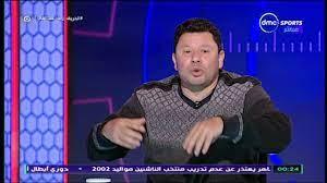 """الحريف - ك.رضا عبد العال """" كل مدربي الكرة """" هجص """" وأنا أولهم - YouTube"""