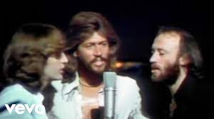 Bee Gees - Too Much Heaven (Official Music Video) - YouTube