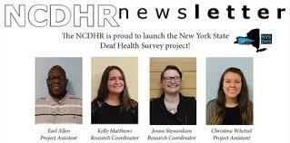Jobs Deaf People Can Do Understanding Health Needs Of The Deaf Community New York