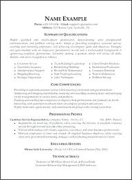 Service Advisor Sample Resume Amazing Unforgettable Customer Service Advisor Resume Examples To Stand Out