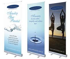 Standing Banners For Displays Banner Display Design Pixel Planet Design Bangkok Thailand Free 2