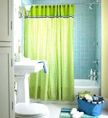 wrap around shower curtain wrap around shower curtain rod for tub over the toilet 3 idea wrap around shower curtain size