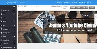 Best Youtube Banner Youtube Banner Maker Make Your Own Youtube Banner With Venngage