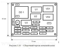 Дипломная работа год МГУПИ микроконтроллерное устройство Разработка микроконтроллерного устройства контроля помещения от несанкционированного доступа Работа подготовлена и защищена в 2013 году в