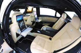 Auto Mobile Office Brabuss 219mph Mobile Office Autocar