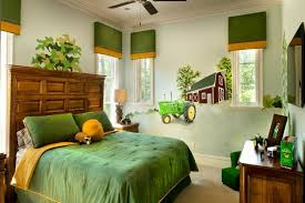 Tractor Themed Bedroom Simple Inspiration