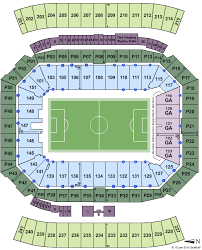 Citrus Bowl Seating Chart Cheap Florida Citrus Bowl Tickets
