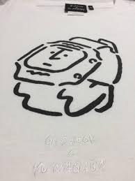 5点で送料無料 Beams 別注 G Shock Yu Nagaba Tシャツ Xl コラボ 別注 限定 イラストレーター 長場 雄