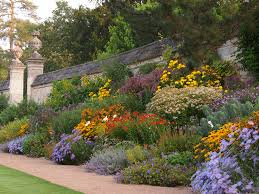 Small Picture Perennial Flower Garden Ideas Pictures Design Hillside Gardens L