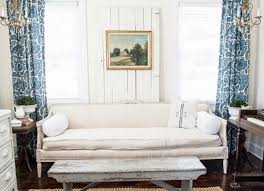 white vintage couch. Vintage Couch After White