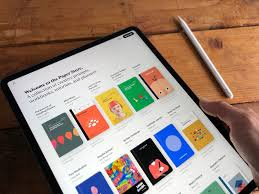 Ipad Design Sketch Ipad Sketch App Paper Adds Great Creative Templates Cult Of