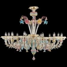 customize your murano glass chandelier or venetian mirror with your design project